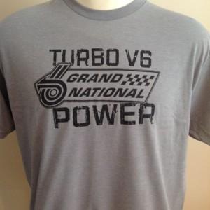turbo v6 power shirt
