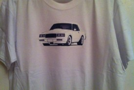 Buick Regal Shirts