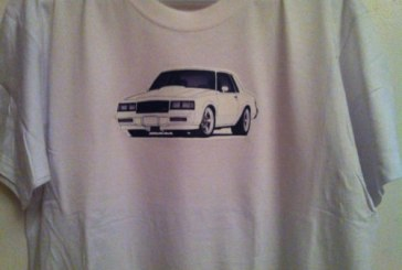 Buick Regal Shirts