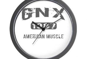 Custom Buick Logo Clocks