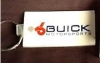 Buick Motorsports Keyring