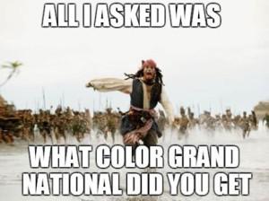 black grand national duh