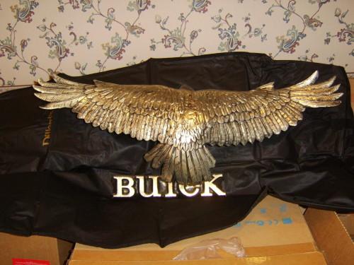 buick hawk sign 29x11x6 2