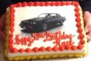 Turbo Buick Cakes