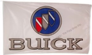 buick tri shield banner
