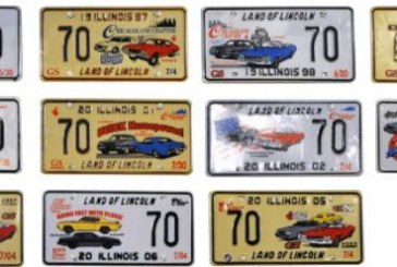 Chicagoland Chapter License Plates