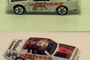 Home Made Custom Created Buick Hot Wheels