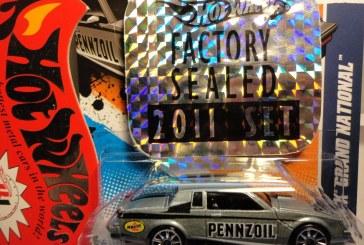 2011 Factory Sealed Hot Wheels Set