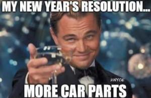 more car parts