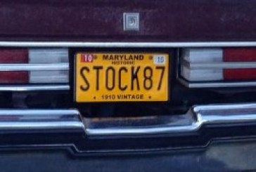 Buick Personal License Plates