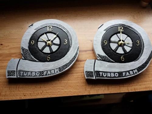 turbo farm clock
