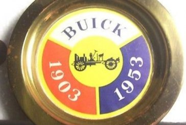 Factory Buick Ashtray