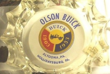 Buick Dealer Ash Trays