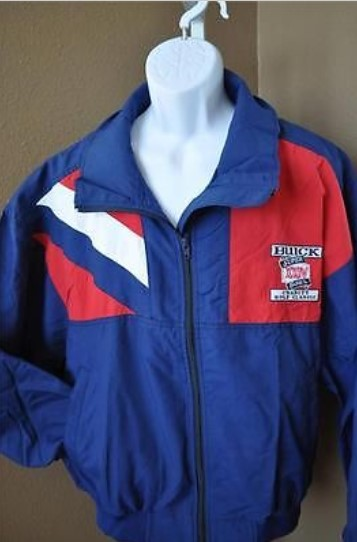 BUICK NFL SUPER BOWL 24 1990 LIMITED EDITION JACKET 1
