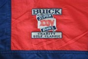 Buick Charity Golf Classic NFL Superbowl Jacket