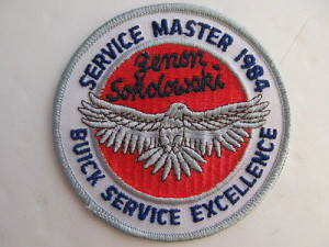 BUICK SERVICE MASTER 1984 PATCH