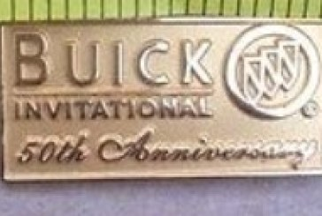 Buick Corporate Golf Sponsorship Pins