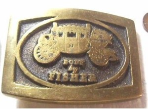 body by fisher belt buckle