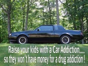 buick car addiction