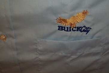 Flint MI Buick City Dress Shirt