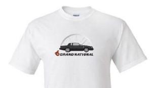 buick grand national speedometer shirt