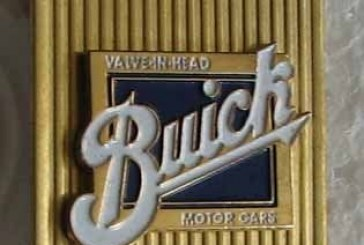 Buick Logo Money Clips