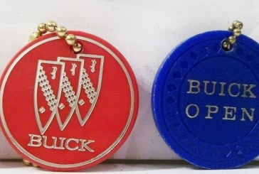 Buick Related Key Ring