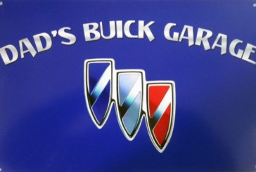 Buick Wall Sign
