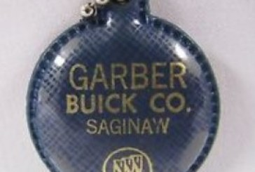 Buick Dealership Advertising Key Rings