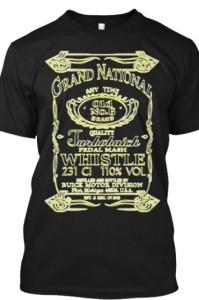 grand national alcohol shirt