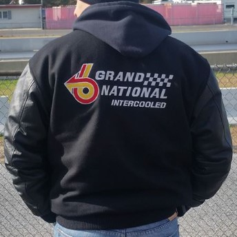 grand national intercooled jacket