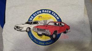 gs club race team shirt