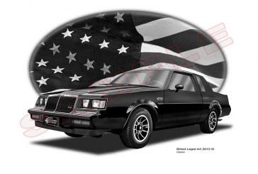 L/E Buick GN Prints