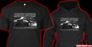 move over buick racing shirt