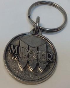 munger buick key ring