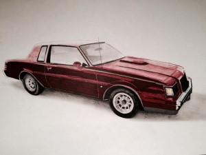 rosewood turbo t poster