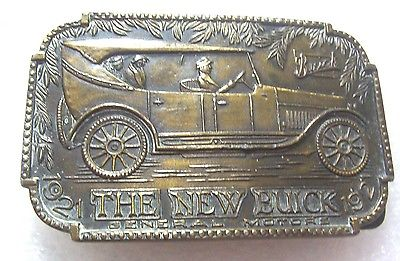 the new buick belt buckle 1921 buick car