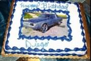 Buick Car Cakes