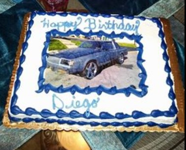 turbo regal birthday cake