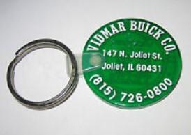 vidmar buick dealership keyring