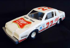 1980s ERTL BOBBY ALLISON BUICK GRAND NATIONAL PLASTIC RACE CAR 12.5 LONG