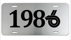 1986 buick plate 1