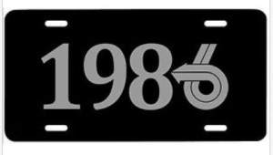1986 buick plate 2