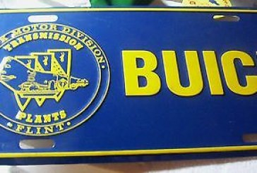 More Front License Plates for Turbo Buicks