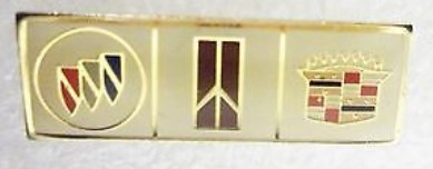 BOC gold pin