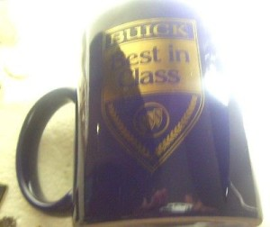 BUICK BEST IN CLASS COFFEE MUG