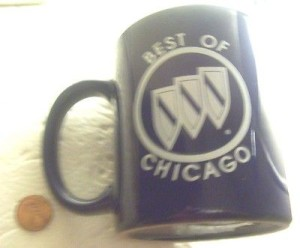 BUICK BEST OF CHICAGO MUG