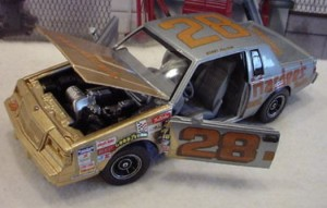 Bobby Allison #28 Hardies Classic Nascar Buick Regal