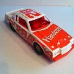 ERTL plastic Cale Yarborough Hardees NASCAR 1982 Buick Regal 2