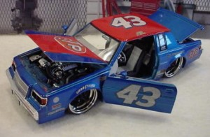 Richard Petty #43 STP Buick Regal Nascar Yesteryear